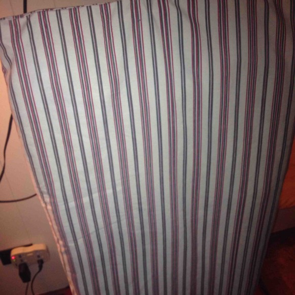 The Only MasterSinger With a Pillowcase, Not a Garment Bag